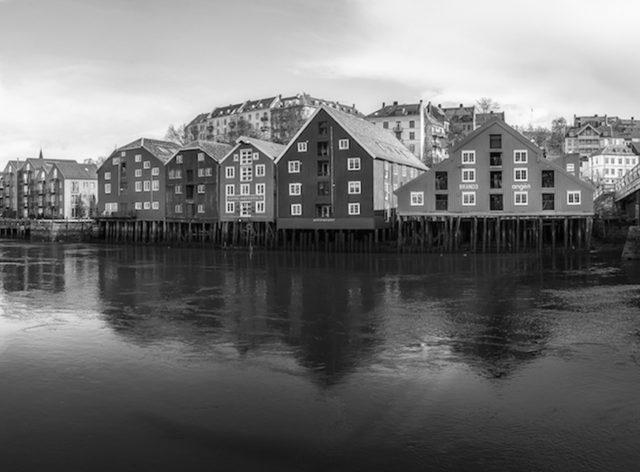 Brygga i Trondheim