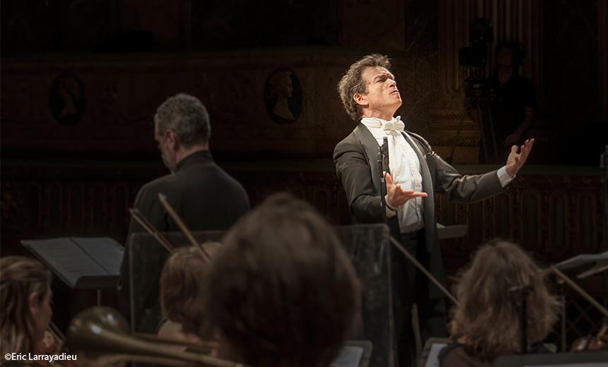 Dirigent under Barokkfestival